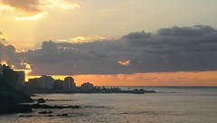 Sonnenuntergang an der Playa Bollullo, Teneriffa.JPG.JPG (28) (Chironius) Tags: spanien teneriffa puertodelacruz spain испания españa tenerife atlantik atlantischerozean atlanticocean himmel sky ciel cielo hemel небо gökyüzü sonnenuntergang sunset atardecer tramonto zonsondergang закат dämmerung dusk schemering crépuscule crepuscolo abend evening abends wolken clouds wolke nube nuvole nuage облака