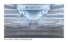 the entrance! (Heiko Röbke) Tags: ubahnhof canon5dmkiv u4 germany city sigma1224mmf40dghsmart stairs groundstation urban architektur highkey überseequartier architecture de treppe 2019 lightroom station