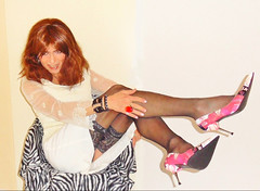 oldie time ... redhead (Katvarina) Tags: crossdress crossdresser crossdressing beauty androginy androgyn androgynouos ambigendered androginity cd femfigure legs m2f pansexual metrosexuality shemale smile tgurl tgirl sweetie tranny trannie trannnygirls transgirl transgurl transidentity transpeople transfemme transexual kat redhead