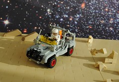 Febrovery 2020 (Brizzasbricks) Tags: febrovery lego classicspace rover lunar buggy space neoclassic