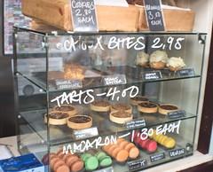 Altrincham Market - cakes & bakes