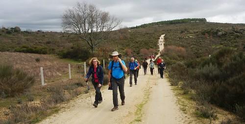 Ruta de Senderismo 582 de Cerralbo a Saldeana en Salamanca