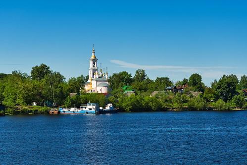 Volga River 229 ©  Alexxx Malev
