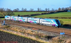 802217 @ Colton Junction (A J transport) Tags: 802217 diesel england eletric bimode transpennineexpress railway trains station platform yorkshire railways train iet class802 track rail nikkon d5300 dlsr