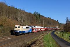 Wirtheim (steffen_ffm_96) Tags: hessen eisenbahn bundesbahn güterzug baureihe151 br151 151075 railpool oceanblaubeige kinzigtalbahn blaubeige ez51167 railpool151 deutschland dbcargo wirtheim eisenbahnbilder kbs615
