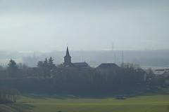 Church @ Francin @ Chemin des Vignes @ Montmélian