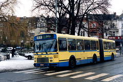 STIB 8819-B71-16-02-1991--2204 (phi5104) Tags: bus stib mivb belgië belgique bruxelles brussel