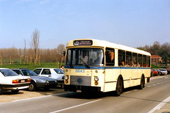 STIB 8643-B47-21-023-1991--2245 (phi5104) Tags: bus stib mivb belgië belgique bruxelles brussel
