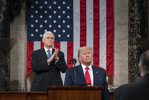 State of the Union 2020 by The White House, on Flickr