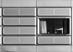 Ouverture (TS Photographie) Tags: architecture métal fenêtre moderne epfl