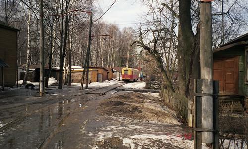 Noginsk tram RVZ-6M2 7 2002