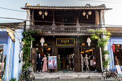 Hoi An, Vietnam (19) (Lцdо\/іс) Tags: hoian viêtnam vietnam street house shop travel traditionnal typical typique old oldcity town asia asian asie asiatique historic history historique historich strasse voyage trip citytrip city vie life lцdоіс