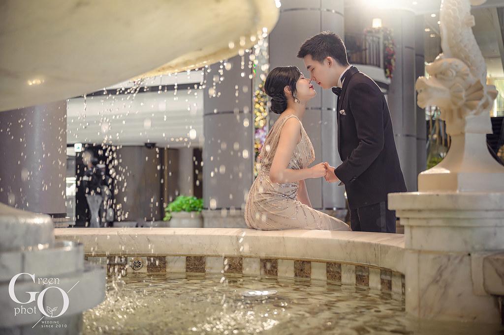綠攝影像_婚禮紀錄_君悅酒店_Jas
