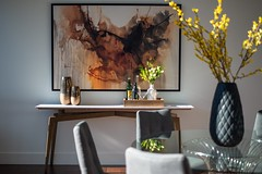 staged (gruefo) Tags: photographer onstage realtor realestate listing sanfrancisco colours colors color minimal modern styling style house home homestaging interiordesign interior design