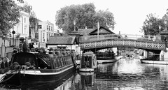 Little Venice London (Roy Richard Llowarch) Tags: littlevenice canals regentscanal bw bwphotos bwphotography narrowboats canalboats water bridges bridge mono monophotos monophotography london londonengland england monochrome monochromephotos monochromephotography english englishheritage englishhistory royllowarch royrichardllowarch llowarch blackwhite blackwhitephotos blackwhitephotography cities capitalcities greatbritain unitedkingdom greyscale greyscalephotos greyscalephotography british britishhistory britishheritage europe european boats boating lovelondon canon canonphotos canonphotography history historic historicengland historicbritain people places sightseeing londonsightseeing streets tourism tourists beautiful beautifulplaces scenic scenicviews uk