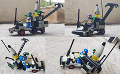 FebRovery 2020 - M.S.A. (Mow Kraux) Tags: febrovery lego rover space classic oldgrey