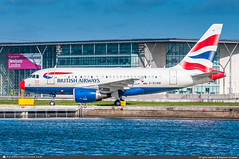 [LCY.2012] #British.Airways #BA #Airbus #A319 #A318 #G-EUNB #Flying.Start #awp (CHRISTELER / AeroWorldpictures Team) Tags: britishairways ba baw airlines airliner uk england british european plane aircraft airplane avion airbus a318 cn4039 cfmi cfm56 geunb flyingstart dauaf tcsworldtour titanairways zt awc fgl alm leasor planespotting spotting london city airport lcy eglc planespotter spotter christelerstephane avgeek aviation photography aeroworldpicturescom awpteam chr nikon d300s nef raw lightroom nikkor 70300vr