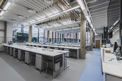 Science Centre Laboratory (Photography Morgan Sindall)