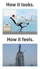 How it feels (gagbee18) Tags: aww chair falling feeding funny funnyfails look wheelchairs