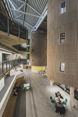 Science Centre Atrium (Photography Morgan Sindall)