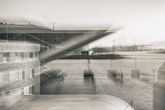 Dockland (Northside-Images) Tags: hamburg dockland doubleexposure leicacl