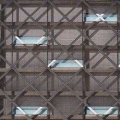 Multitude of Lines (2n2907) Tags: abstract architecture lines diagonal square shadow geometric graphic pattern design shapes diamonds