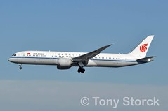 B-1591 (bwi2muc) Tags: lax airport airplane aircraft airline plane flying aviation spotting spotter boeing 787 dreamliner 7879 airchina staralliance losangelesinternationalairport