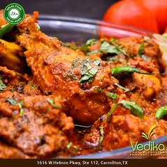 Vedika lunch buffet offers selections of Indian specialties (meevedika1) Tags: restaurants buffet catering food