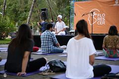 CRÉDITO - DA FOTO (ARES SOARES) - 9 (uniforcomunica) Tags: projeto florescer meditação pinturas universidade de fortaleza campus relaxamento ares soares area verde campo