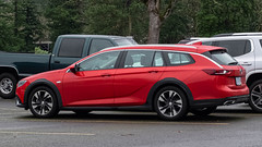 2019 Buick Regal TourX (mlokren) Tags: 2020 car spotting photo photography photos pic picture pics pictures pacific northwest pnw pacnw oregon usa vehicle vehicles vehicular automobile automobiles automotive transportation outdoor outdoors gm general motors 2019 buick regal tourx wagon red
