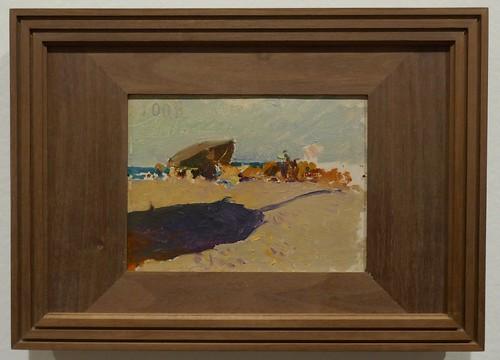 """""""""""Playa de Valencia"""", 1903-1904, Joaquín Sorolla y Bastida (1863-1923), Musée des Beaux-Arts, Bilbao, Biscaye, Pays basque, Espagne."""