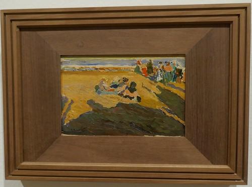 """""""Playa de Valencia"""", 1903-1904, Joaquín Sorolla y Bastida (1863-1923), Musée des Beaux-Arts, Bilbao, Biscaye, Pays basque, Espagne."""