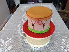 Berundi Drum Cake (Stan Adie) Tags: cake berundi africa drum
