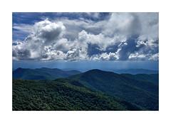 Craggy Clouds (Joe Franklin Photography) Tags: craggy wnc westernnorthcarolina northcarolina almostanything clouds vista blueridgeparkway bpr parkway blueridge joefranklin