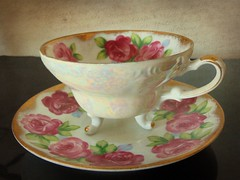F is for FANCY (novice09) Tags: teacup februaryalphabetfunmonth ipiccy fancy