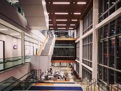 Modern Architecture, Seneca College (asnlsavz) Tags: architecture art engineering seneca modern archilovers interiors interior design