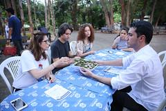 CRÉDITO - DA FOTO (ARES SOARES) - 2 (uniforcomunica) Tags: projeto florescer meditação pinturas universidade de fortaleza campus relaxamento ares soares area verde campo