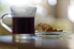 coffee & cookies (margycrane) Tags: coffee kawa ciastko cookies pleasures sweets relax sonyilce7m3 85mmf14za