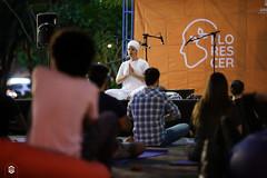 CRÉDITO - DA FOTO (ARES SOARES) - 34 (uniforcomunica) Tags: projeto florescer meditação pinturas universidade de fortaleza campus relaxamento ares soares area verde campo