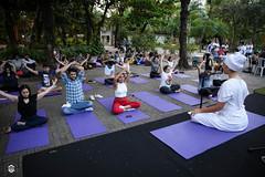 CRÉDITO - DA FOTO (ARES SOARES) - 16 (uniforcomunica) Tags: projeto florescer meditação pinturas universidade de fortaleza campus relaxamento ares soares area verde campo