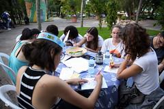 CRÉDITO - DA FOTO (ARES SOARES) - 4 (uniforcomunica) Tags: projeto florescer meditação pinturas universidade de fortaleza campus relaxamento ares soares area verde campo