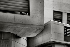 HORMIGON (a-r-g-u-s) Tags: hormigon volumenes concrete ventanas angulos