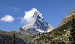 Zermatt (Rolandito.) Tags: europe europa schweiz suisse svizzera zwitzerland zermatt matterhorn