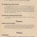 Booklet of newspaper reviews of Éva Gauthier's performances on her tour of China, 1911, page 5 / Couverture d'une brochure rassemblant des articles de journaux sur la tournée d'Éva Gauthier en Chine, 1911, page 5