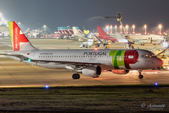 TAP Air Portugal Airbus A320-214 CS-TNH (antowo1) Tags: airport aircraft flughafen runway takeoff touchdown aeroporto aeropuerto luchthaven aviation aviator spotting plane planes planespotting canon eos canoneos boeing airbus embraer lightroom photoshop tap air pritugal tapairportugal dus eddl