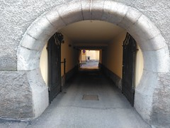 Portal (Annikamy) Tags: portti port portal tunnel öppning opening open way out helsinki annikamy finland