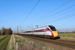 20200206 IMG_2680 800110 1E13 Cromwell (Bill Atkinson2) Tags: lner class 800 azuma hitachi bimode ecml cromwell nottinghamshire england inverness london