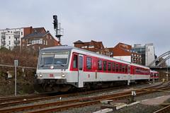 P2000652 (Lumixfan68) Tags: eisenbahn züge triebwagen baureihe 628 ssp syltshuttle plus deutsche bahn db dieseltriebwagen