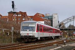 P2000648 (Lumixfan68) Tags: eisenbahn züge triebwagen baureihe 628 ssp syltshuttle plus deutsche bahn db dieseltriebwagen