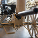 German-made Krupp 75mm Field Gun used by Boer Forces in South African War, 1900, Canadian War Museum, Ottawa, Ontario